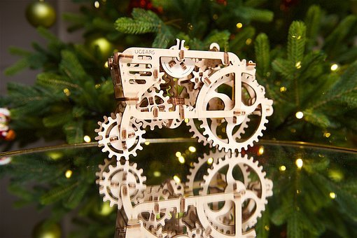 Ugears, Ugears Models, Mechanical Models