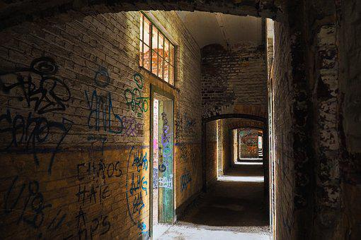 Lost Places, Barracks, Pforphoto, Abandoned, Decay