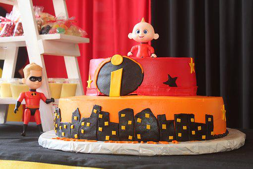 Birthday, Cake, Celebration, Dessert, Sweet, Chocolate