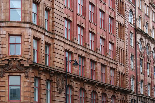Old, Building, Historical, Red, Brick, Architecture