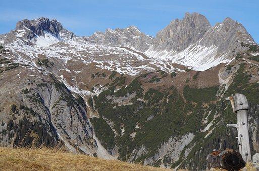 Winter, Snow, Cold, Nature, Landscape, Alpine, Wintry