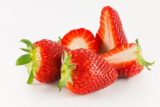 Strawberries, Fruit, Food, Red, Sweet, Delicious