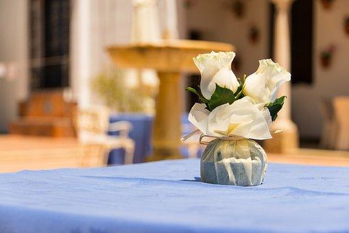 Floral, Display, Wedding, Blossom, Bloom, Petals