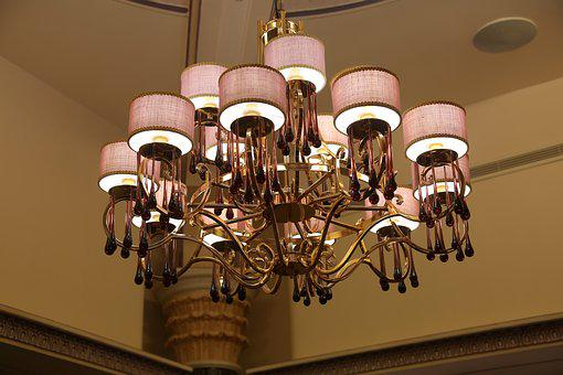 Fancy Light, Glass - Material, Glittering, Home Decor