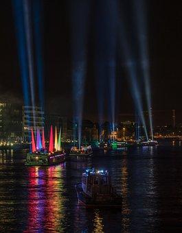 Lichtspiel, Event, Berlin, Laser, Illumination