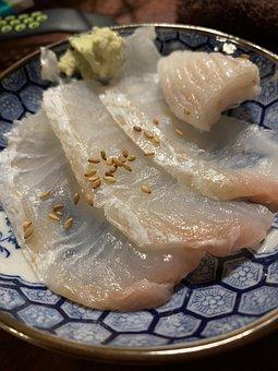 Sashimi, Fish, Japan, Food, Seafood, Fresh, Sushi, Asia