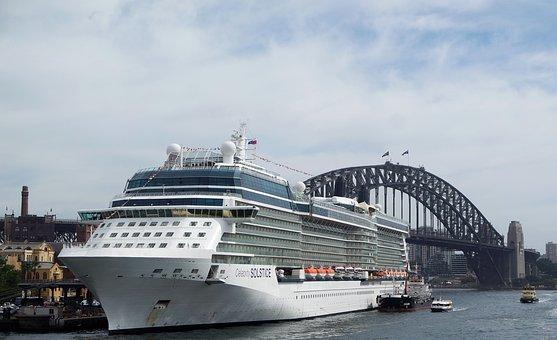 Sydney, Australia, Harbour, City, Cityscape, Bridge