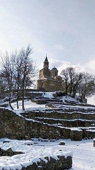 Tsarevets, Veliko Tarnovo, Medieval, Fortress