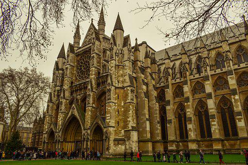 Westminster Abbey, Church, Westminster, Building
