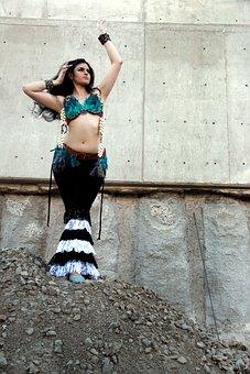 Bellydance, Belly Dance, Artistic, Danza Del Vientre