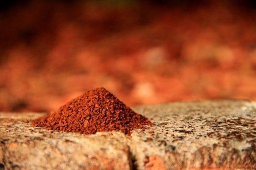 Coffee, Coffee Powder, Earth, Aroma, Fresh, Cafe Grind
