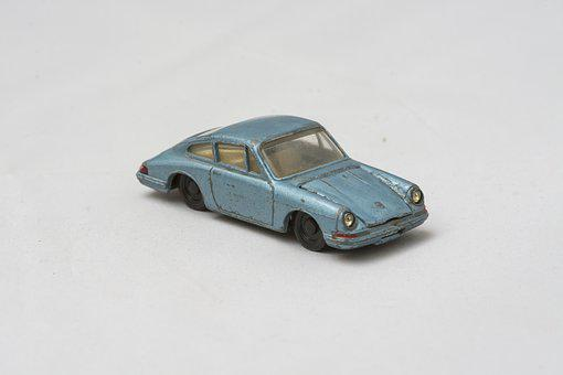 Porsche 911, Classic, Matchbox, Found In The Cellar