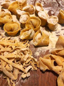 Fresh Pasta, Egg Pasta, Homemade Pasta, Pasta, Kitchen