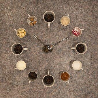 Kaffeeuhr, Twelve, Favorite Drink, Breakfast