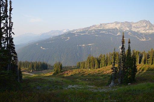 Canada, British Columbia, Nature, Landscape, Scenery