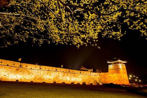 Suwon Hwaseong, Unesco, The, Suwon, Cultural Property