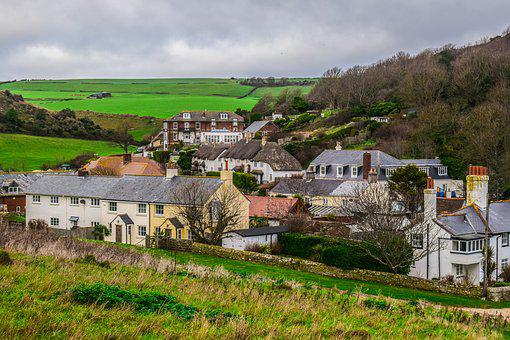 Lulworth Cove, Village, Architecture, Traditional