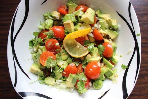 Guacamole, Raw Food, A Healthy Diet, Vegetarian