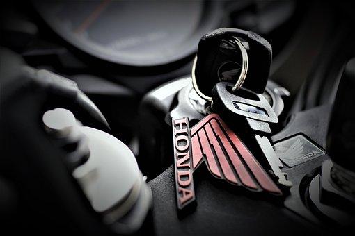 Engine, Honda, Vfr1200
