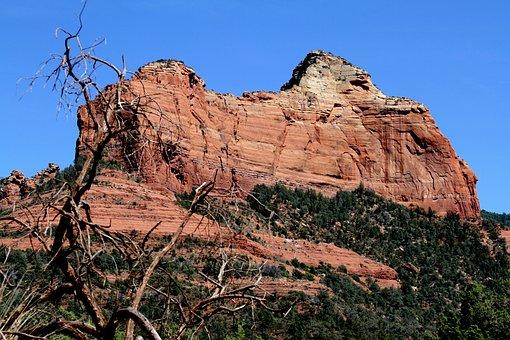 Arizona, Sedona, Red Rock, Landscape, Scenic, Nature