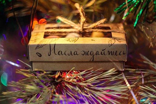 Enjoy, Candy, Box, Chocolate, Love, Heart, Gift, Sweet