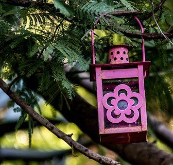 Décor, Lantern, Outdoors, Decoration, Lamp, Candle