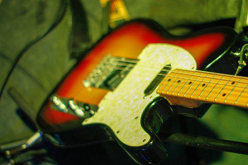 Guitar, Music, Telecaster, Fender, Instrument, Jazz