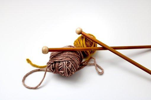 Knitting, Knit, Knitting Needles, Yarn, Craft, Winter