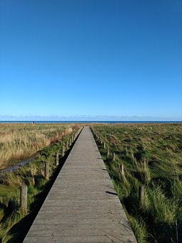 Sylt, Natural, Sea, Coastal, Ocean, Dune, Coastline
