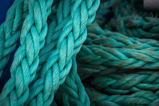 Rope, Dew, Knot, Ship Traffic Jams, Knitting, Cordage