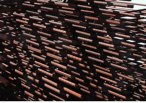 Rebar, Structures, Moniereisen, Steel For Construction