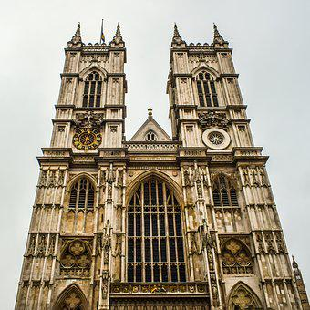 Westminster Abbey, Church, Building, Towers