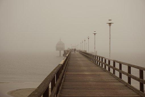 Baltic Sea, Zinnnowitz, Vacations, Usedom, Beach