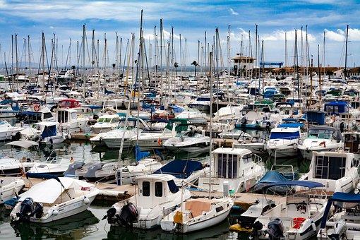 Mallorca, Yachts, Yacht, Sea, Water, Sailing Boat, Port