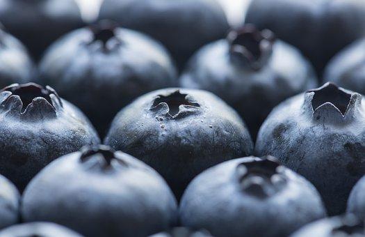 Antioxidant, Background, Berry, Blue, Blueberry