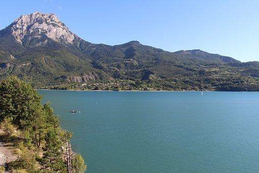 Landscape, Briancon, Mountain