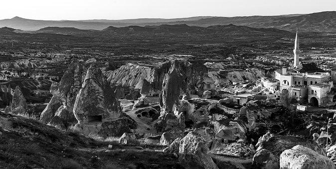 Kapadokya, Cappadocia, Hulki Okan Tabak, 2017, April