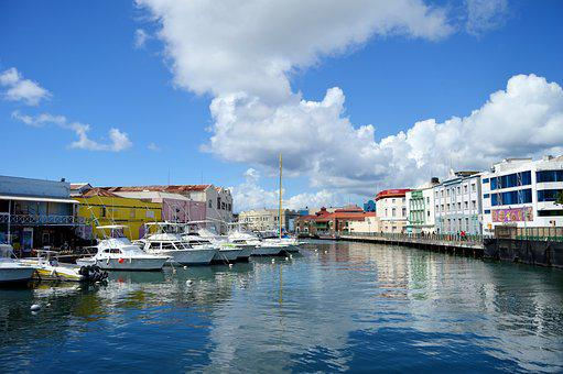 Barbados, Bridgetown, Constitution River