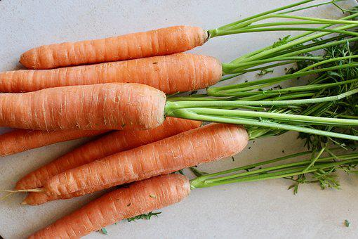 Carrots, Carrot, Healthy, Vegetables, Fresh, Cook, Eat