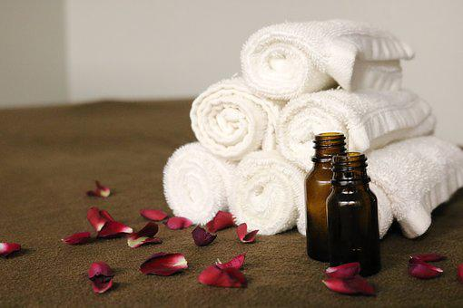 Essential Oils, Spa, Wellness, Massage, Relaxation