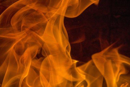Fire, Calls, Heat, Hot, Burn, Fireplace, Barbecue
