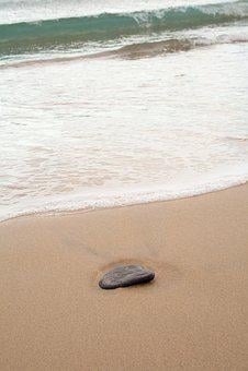 Stones, Harmony, Sea, Beach, Wave, Wellness, Meditation