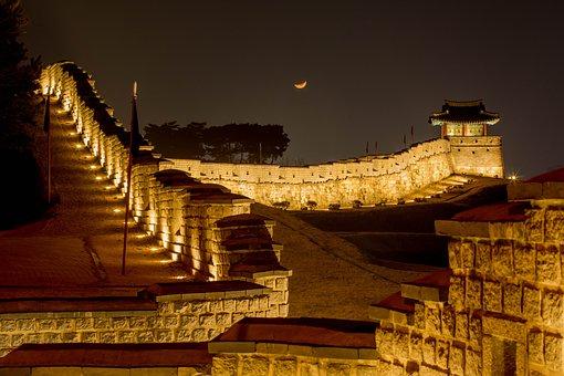 Mars, Suwon Hwaseong, Castle, High