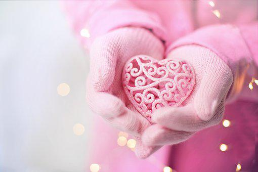 Valentine's Day, Valentine, Heart, Pink, Love, Romantic