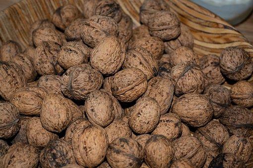 Walnuts, Bio, Organic Walnuts, Nature, Of Course, Eat