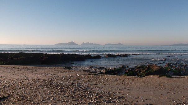 Praia De Patos, Sea, Nigran