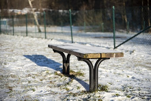 Bench, Sitting Bench, Outdoor, Nature, Landscapes