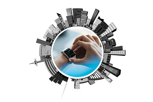 Time, Time Management, Smart Watch, Industry, Economy