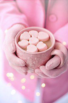 Valentine's Day, Valentine, Hot Chocolate, Hot Cocoa