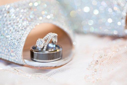 Wedding, Ring, Jewelry, Bride, Marriage, Celebration
